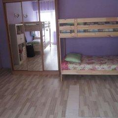 Double Plus Hostel Novoslobodskaya Кровать в женском общем номере с двухъярусной кроватью фото 4