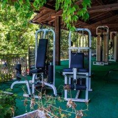 Отель Seven Hills Village фитнесс-зал фото 2