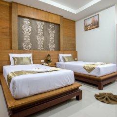 Asia Express Hotel 2* Номер Делюкс с 2 отдельными кроватями