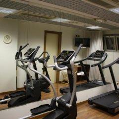 Отель UNAHOTELS Scandinavia Milano фитнесс-зал фото 4