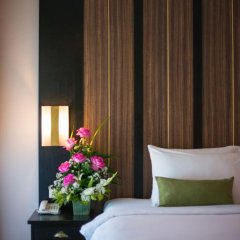 Отель Deevana Patong Resort & Spa 4* Улучшенный номер с двуспальной кроватью фото 12