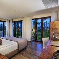 Отель Nirvana Lagoon Villas Suites & Spa 5* Люкс повышенной комфортности с различными типами кроватей фото 23