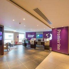 Отель Premier Inn London St.Pancras Великобритания, Лондон - отзывы, цены и фото номеров - забронировать отель Premier Inn London St.Pancras онлайн детские мероприятия
