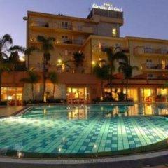 Diamond Hotel And Resort Naxos Taormina Таормина бассейн