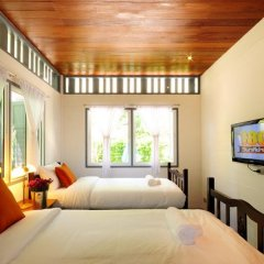 Отель Baan Noppawong 3* Номер Делюкс с 2 отдельными кроватями фото 3
