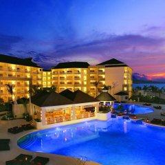 Отель Secrets St. James Ямайка, Монтего-Бей - отзывы, цены и фото номеров - забронировать отель Secrets St. James онлайн бассейн фото 4