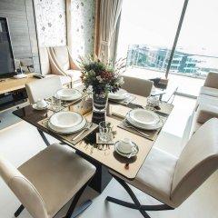 Отель Casalunar Paradiso Condo By Kt Таиланд, Чонбури - отзывы, цены и фото номеров - забронировать отель Casalunar Paradiso Condo By Kt онлайн питание