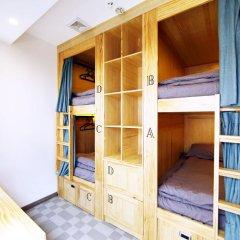 Отель Dengba Hostel Shanghai Branch Китай, Шанхай - отзывы, цены и фото номеров - забронировать отель Dengba Hostel Shanghai Branch онлайн сейф в номере