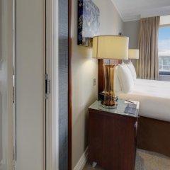 Отель London Hilton on Park Lane 5* Стандартный номер с различными типами кроватей фото 12