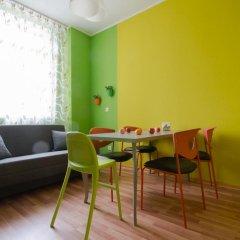 Апартаменты Максим Апартаменты с различными типами кроватей фото 12
