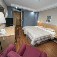 Athina Airport Hotel 3* Номер категории Эконом с различными типами кроватей фото 3