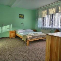 Отель DW Słoneczna Закопане комната для гостей