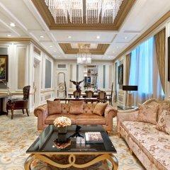 Гостиница The St. Regis Moscow Nikolskaya 5* Президентский люкс с двуспальной кроватью фото 7