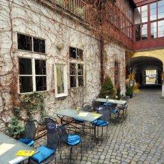 Отель Hastal Gallery Прага питание