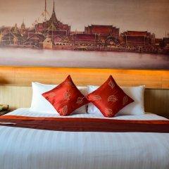 Отель Ramada Plaza by Wyndham Bangkok Menam Riverside 5* Номер Делюкс с двуспальной кроватью