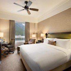 Отель Fairmont Banff Springs 4* Стандартный номер с различными типами кроватей фото 10