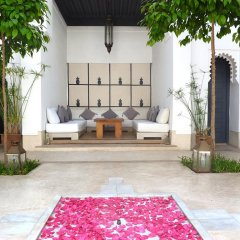 Отель Riad Dar-K Марокко, Марракеш - отзывы, цены и фото номеров - забронировать отель Riad Dar-K онлайн интерьер отеля