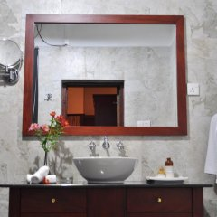 Отель Royal Cocoon - Nuwara Eliya 3* Улучшенный номер с различными типами кроватей фото 9