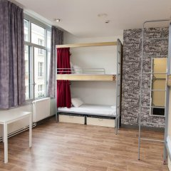 St Christopher's Inn Gare Du Nord - Hostel Кровать в женском общем номере с двухъярусной кроватью фото 8