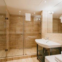 Отель EXCLUSIVE Aparthotel Улучшенные апартаменты с различными типами кроватей фото 6
