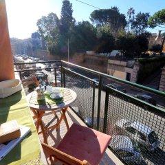 Отель Appartaments Marrucini Италия, Рим - отзывы, цены и фото номеров - забронировать отель Appartaments Marrucini онлайн балкон
