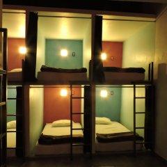 Capsule Hostel Mexico City Кровать в общем номере фото 6