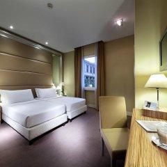 Eurostars Hotel Saint John 4* Стандартный номер с различными типами кроватей фото 3