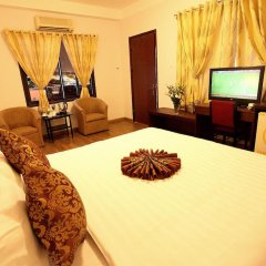 Hanoi Golden Hotel 3* Номер Делюкс с различными типами кроватей фото 2