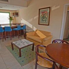 Отель Хилтон Хургада Резорт 5* Люкс с различными типами кроватей фото 2