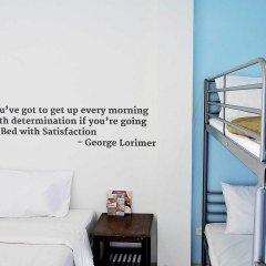 Отель Beds Patong 2* Номер Делюкс с разными типами кроватей фото 2