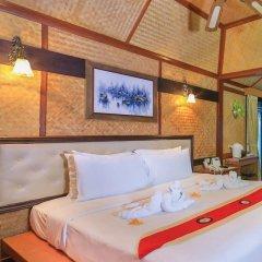 Отель Sunset Village Beach Resort 4* Улучшенный коттедж с различными типами кроватей фото 6