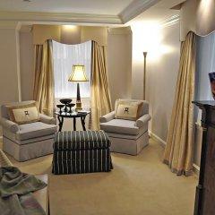 The Michelangelo Hotel 5* Представительский номер с различными типами кроватей фото 4