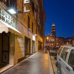 Hotel Amalfi 3* Стандартный номер с различными типами кроватей фото 12