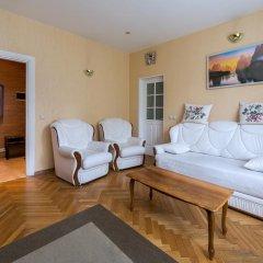 Апартаменты Uyutnyye apartment комната для гостей фото 4
