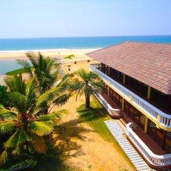 Отель Cocoon Sea Resort пляж