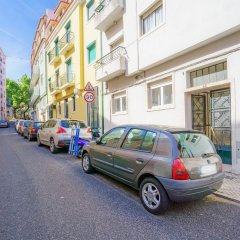 Отель ShortStayFlat Feel the real Lisbon Лиссабон парковка