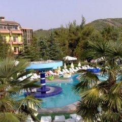 Отель Riza Hotel Албания, Тирана - отзывы, цены и фото номеров - забронировать отель Riza Hotel онлайн бассейн