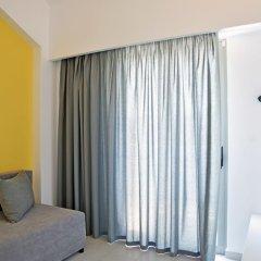 Апартаменты Hillside Studios & Apartments Улучшенный номер с различными типами кроватей фото 6