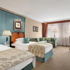 Kempinski Hotel Corvinus Budapest 5* Номер Делюкс с различными типами кроватей фото 9