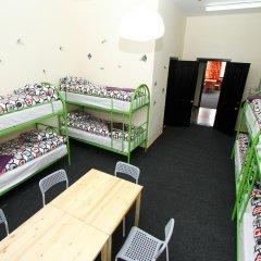 Хостел Nomads GH Кровать в общем номере с двухъярусной кроватью фото 19