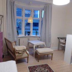 Отель Aalborg Holiday Apartment Дания, Алборг - отзывы, цены и фото номеров - забронировать отель Aalborg Holiday Apartment онлайн комната для гостей