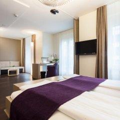 Cascada Swiss Quality Hotel 4* Номер Делюкс с различными типами кроватей фото 5