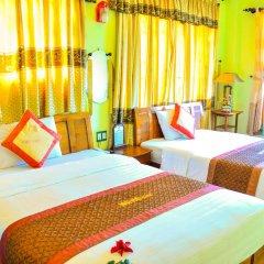 Nhu Phu Hotel 2* Стандартный номер с различными типами кроватей фото 6