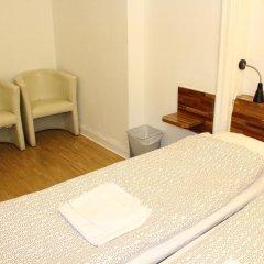 Birka Hostel Стандартный номер с 2 отдельными кроватями фото 14
