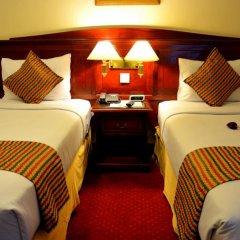 York International Hotel 3* Стандартный номер с двуспальной кроватью фото 7