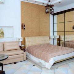 Апартаменты Lviv's University apartments комната для гостей