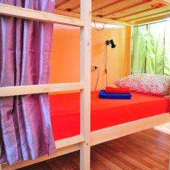 Vega Hostel Кровать в общем номере с двухъярусной кроватью