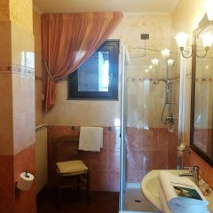 Отель Euro House Inn Фьюмичино ванная