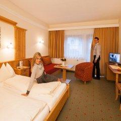 Hotel Garni Forelle 4* Номер Делюкс с различными типами кроватей фото 4