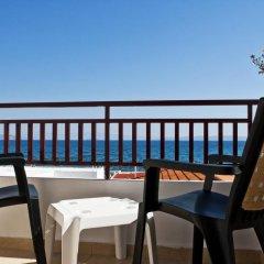 Отель Laza Beach балкон